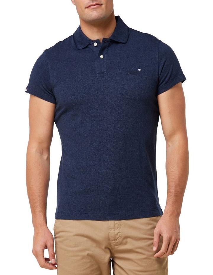Orange Label Jersey Short Sleeve Polo image 1