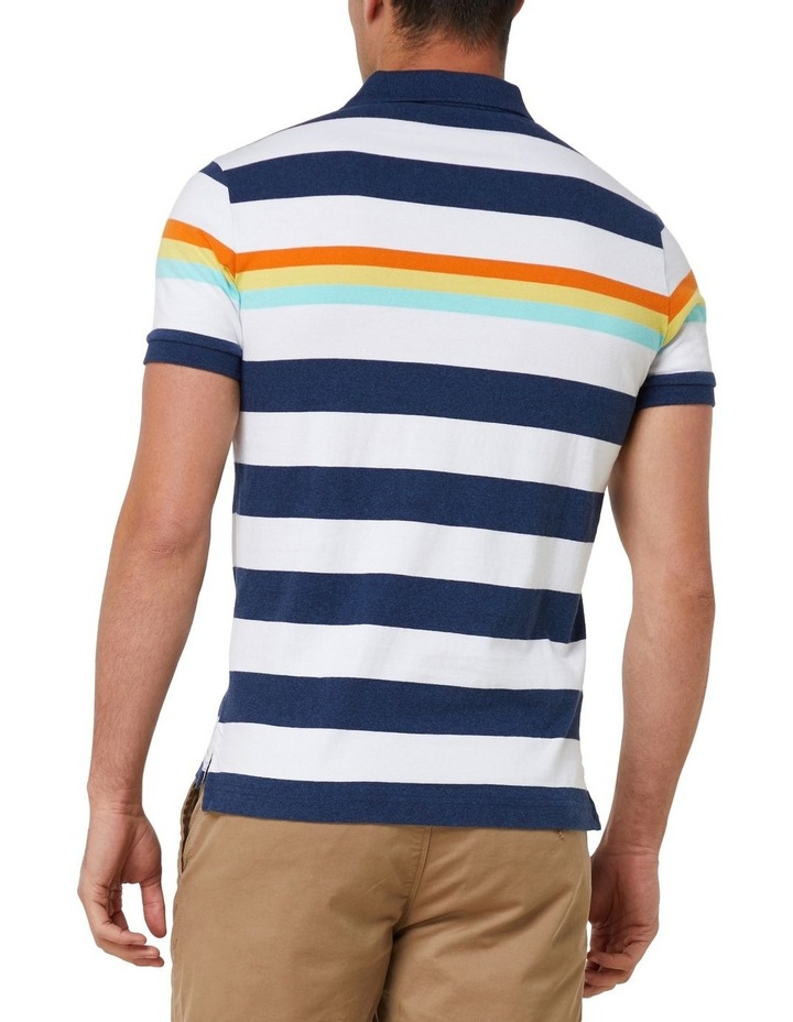 Horizon Stripe Polo image 3