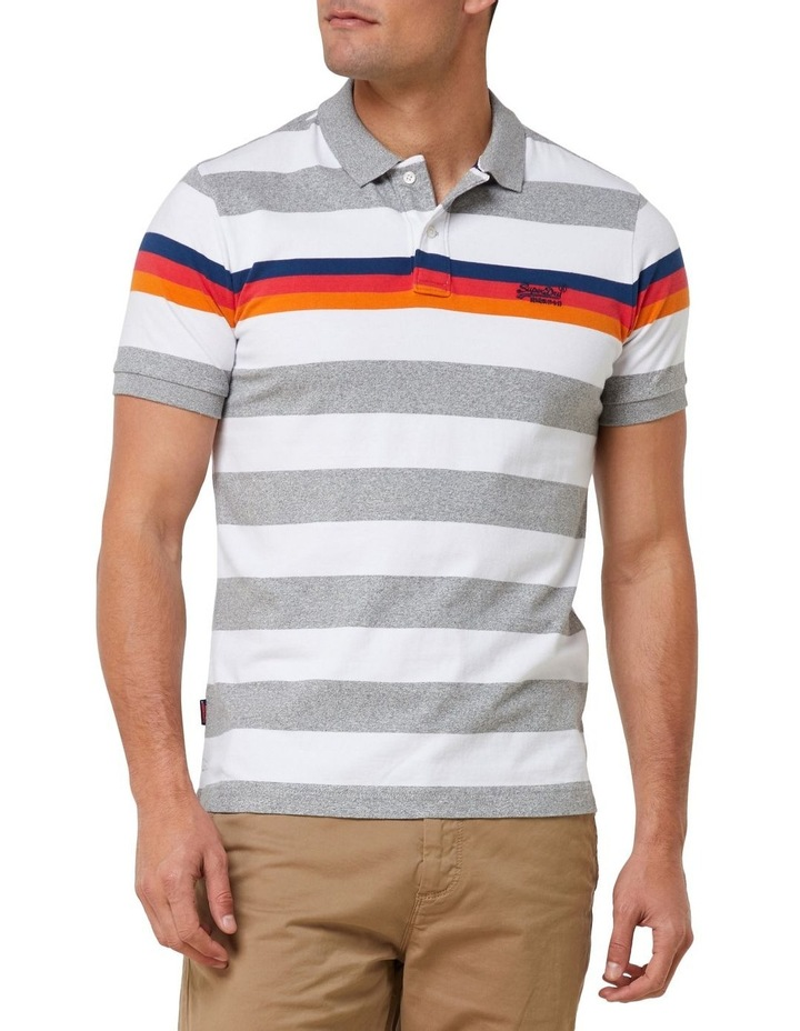 Horizon Stripe Polo image 1