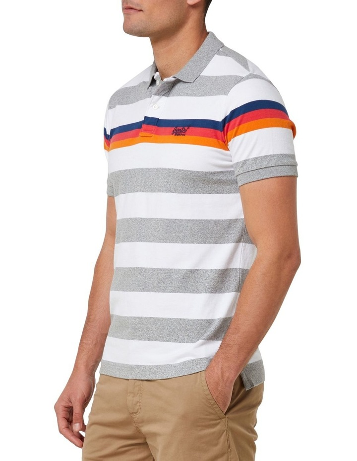 Horizon Stripe Polo image 2
