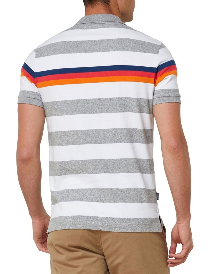 Horizon Stripe Polo image 3