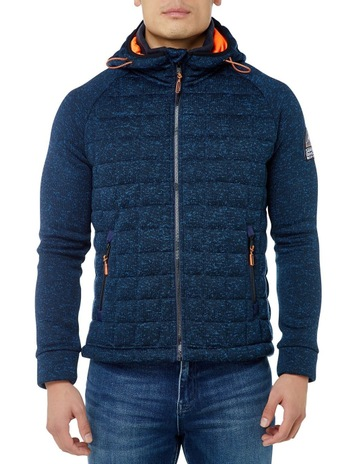7d0ef44cc9c Superdry STORM QUILTED ZIPHOOD