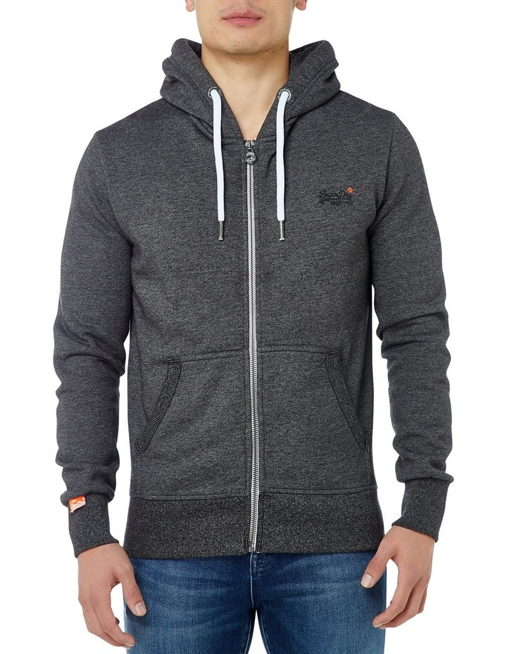 ORANGE LABEL ZIPHOOD image 1