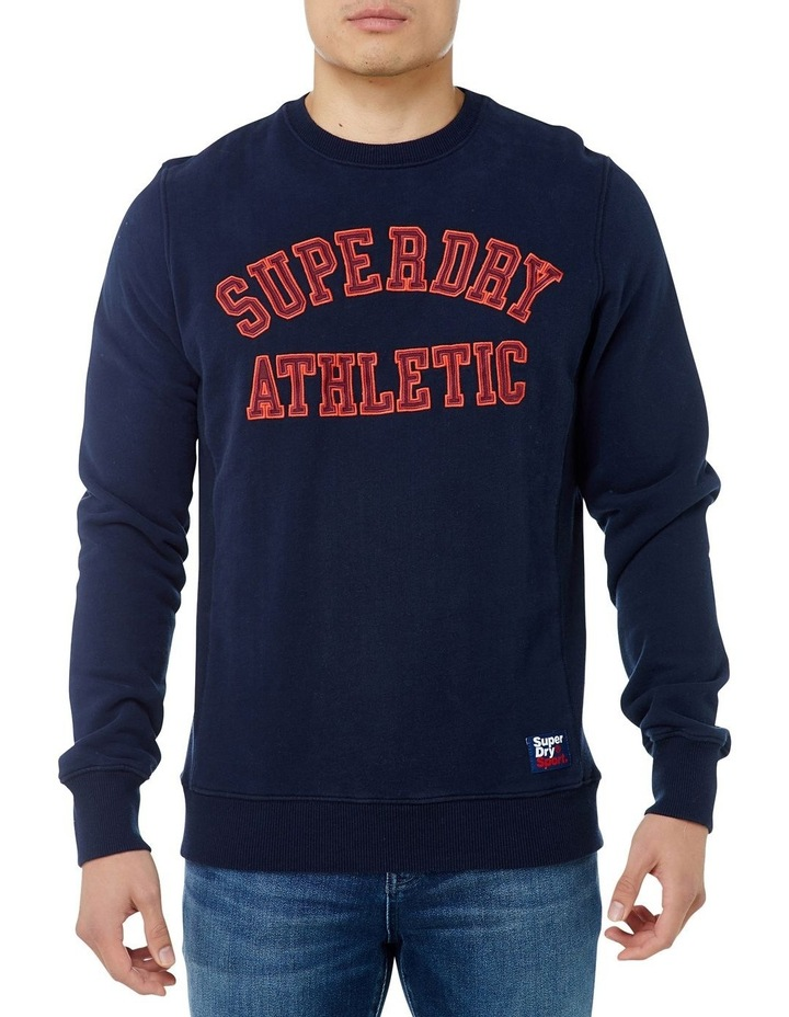 ACADEMY RIBBED CREW image 1