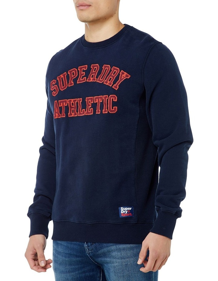 ACADEMY RIBBED CREW image 2
