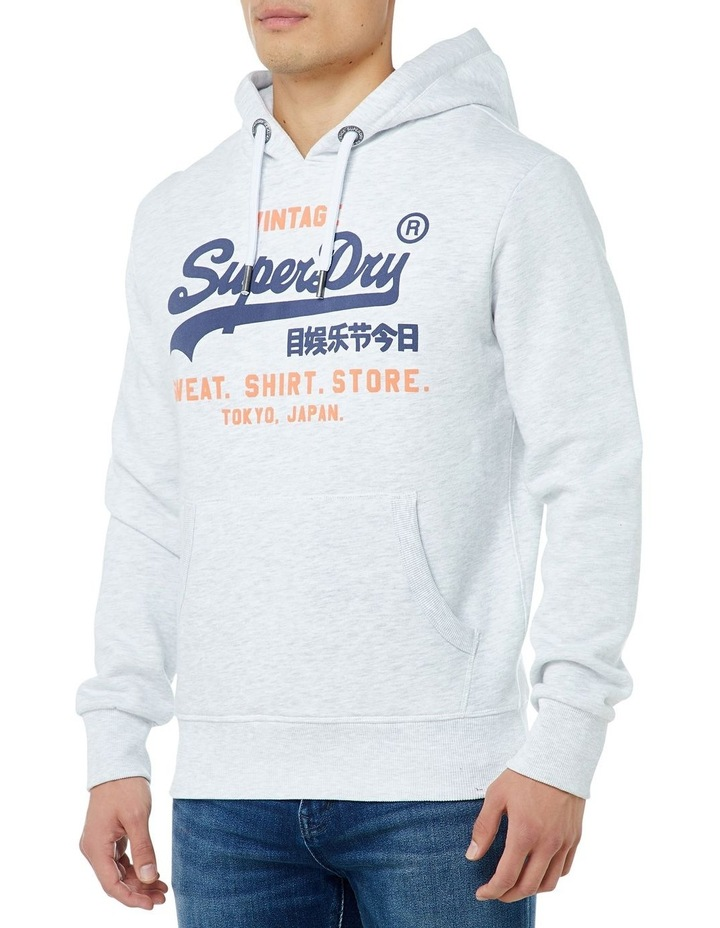 SWEAT SHIRT SHOP DUO HOOD image 2