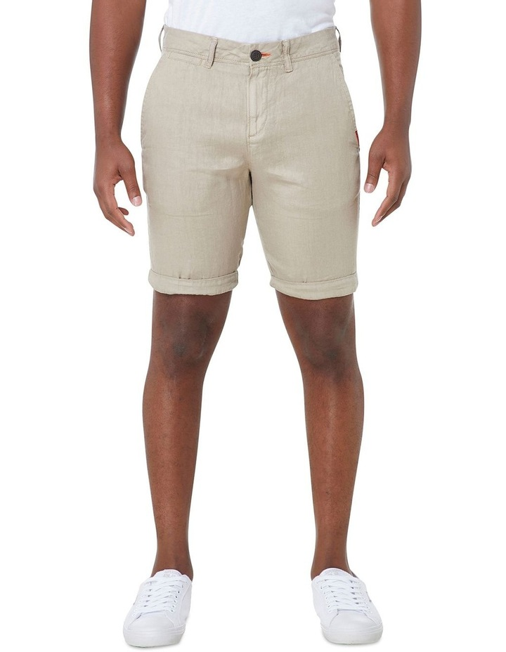 International Linen Chino Short image 1
