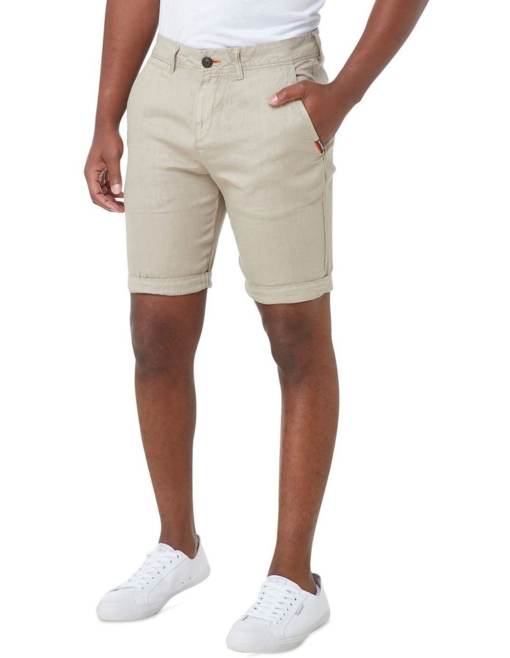 International Linen Chino Short image 2