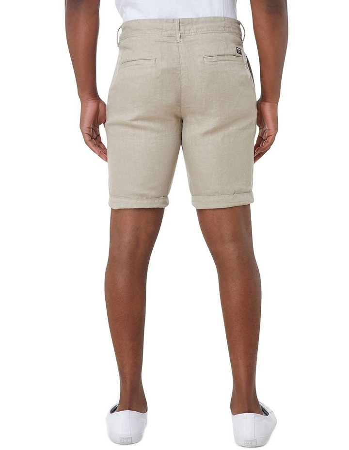 International Linen Chino Short image 3