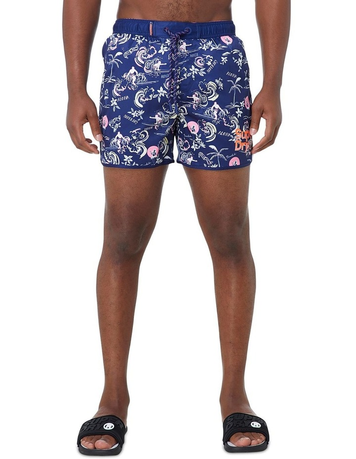 Echo Racer Swim Short image 1