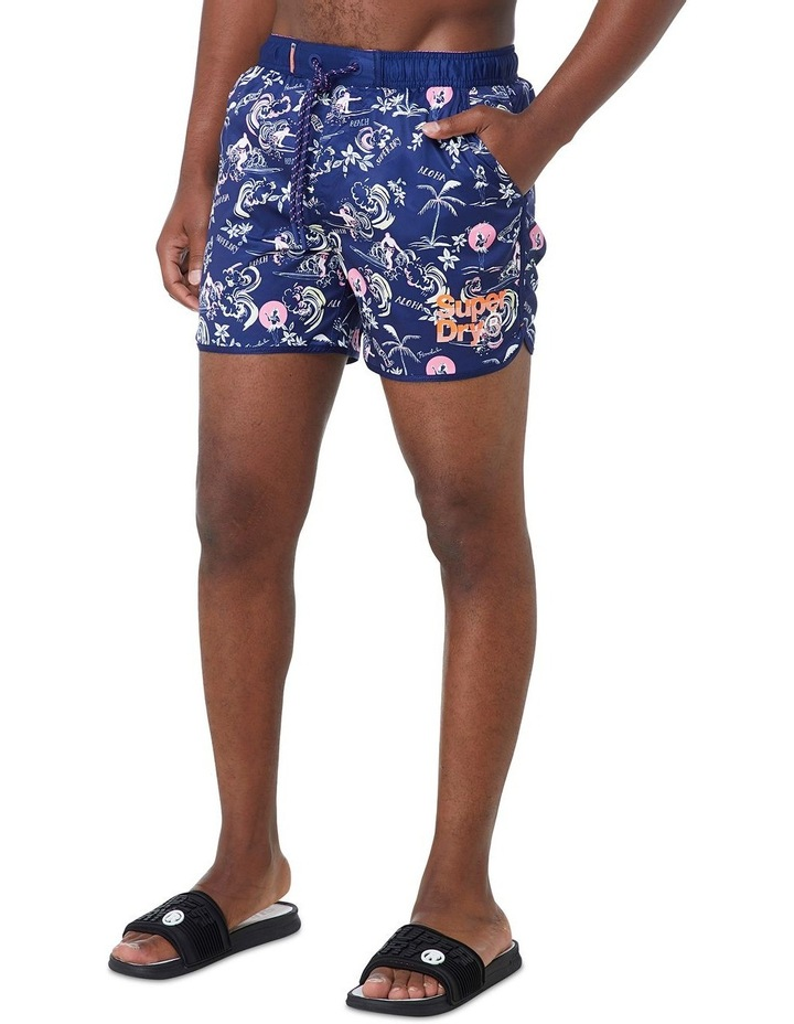 Echo Racer Swim Short image 2