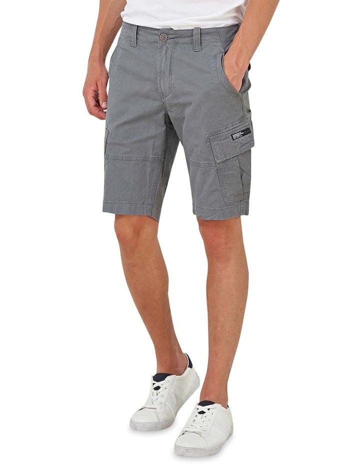 Core Cargo Shorts Grey image 1