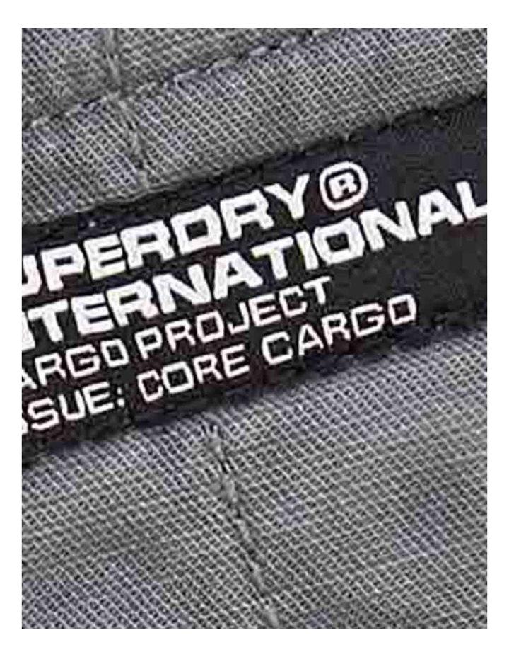 Core Cargo Shorts Grey image 5