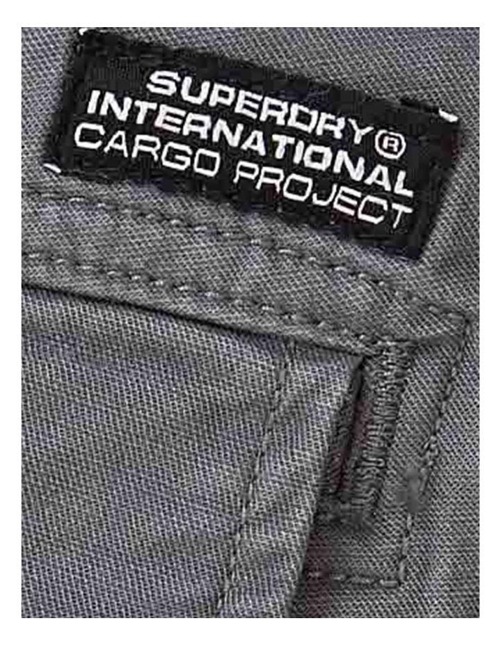 Core Cargo Shorts Grey image 6