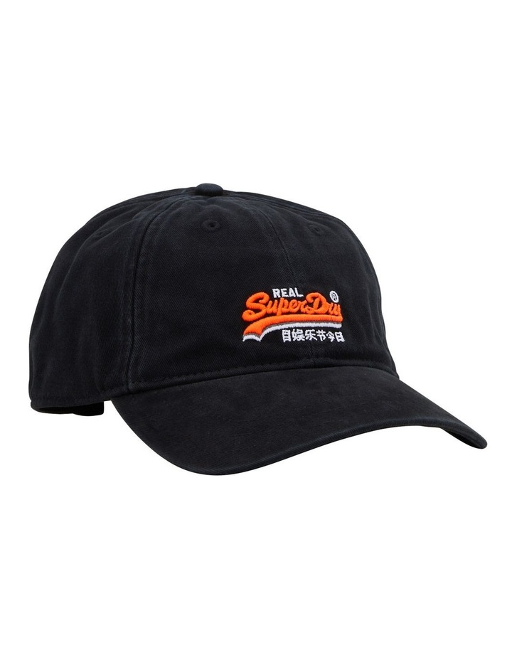 Orange Label Wash Twill Cap image 1