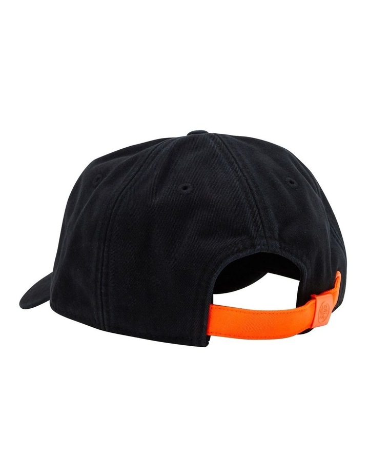 Orange Label Wash Twill Cap image 2