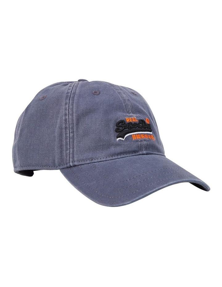 Orange Label Wash Twill Cap image 1