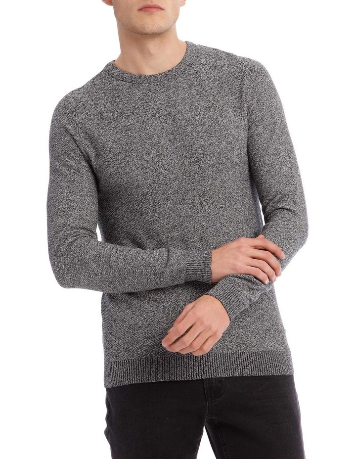Structure Knit Crew Neck Noos image 1