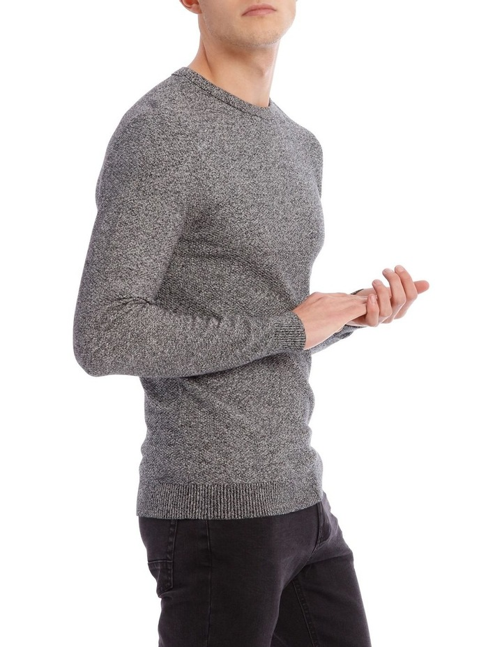 Structure Knit Crew Neck Noos image 2