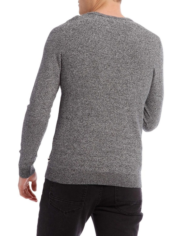 Structure Knit Crew Neck Noos image 3