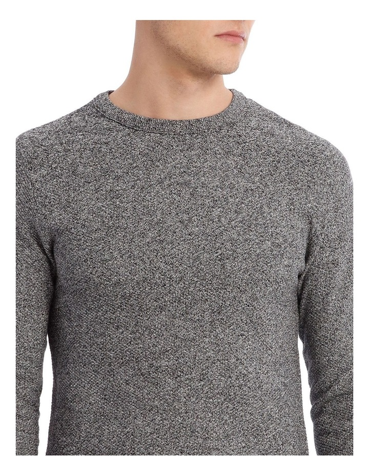 Structure Knit Crew Neck Noos image 4