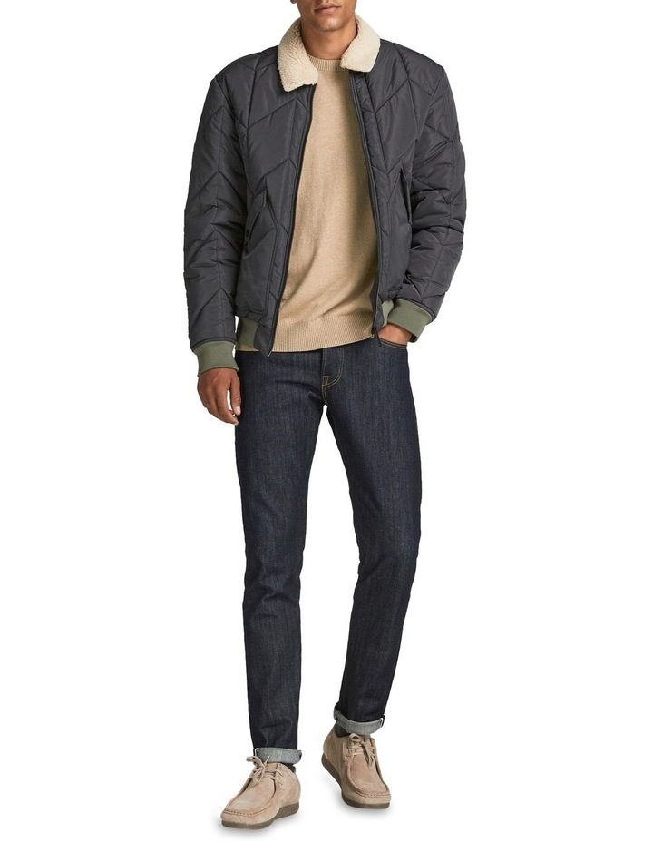 Ray Cashmere Crew Neck Knit Camel image 3