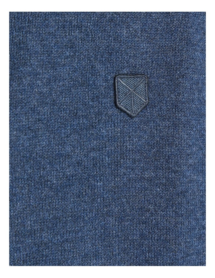 Ray Cashmere Crew Neck Knit Blue image 5