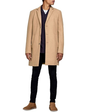 a1b7c7438 Jack and Jones Premium Morten Wool Coat