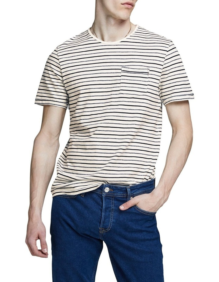 Lennart Blue Short Sleeve Tee image 1