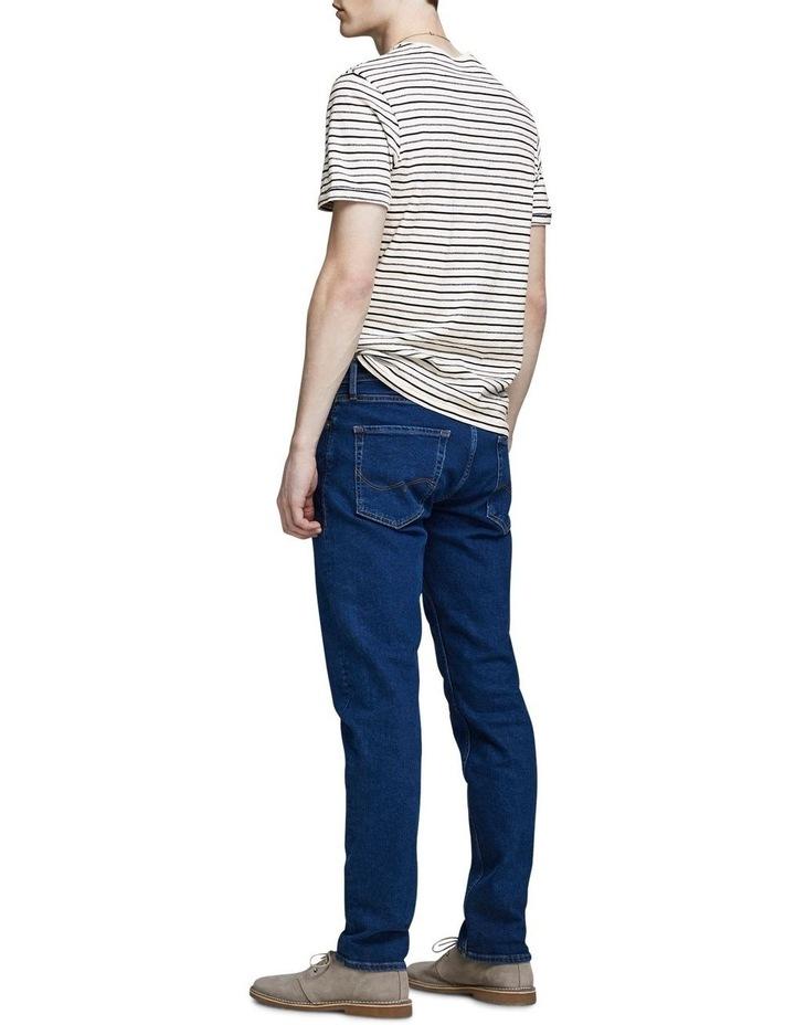 Lennart Blue Short Sleeve Tee image 2