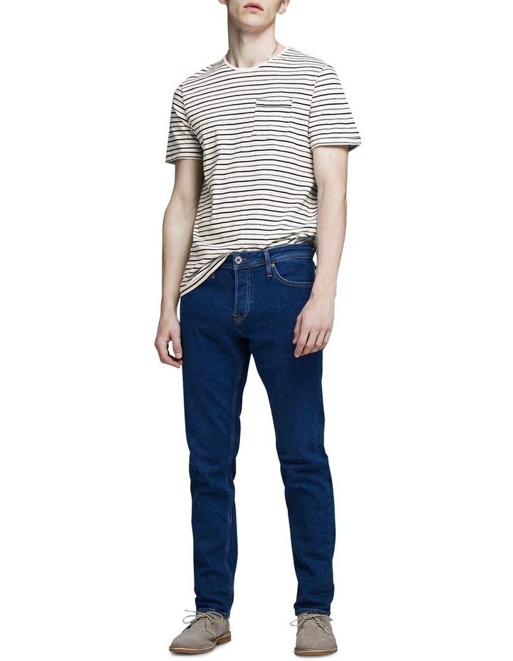 Lennart Blue Short Sleeve Tee image 6