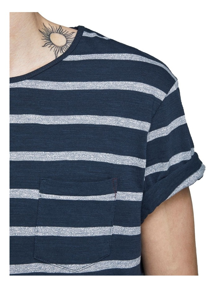 Lennart Blue Short Sleeve Tee image 5