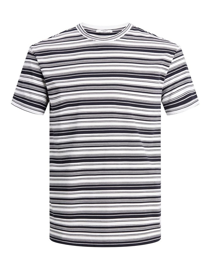 Blaian Striped Short-Sleeved T-Shirt image 1