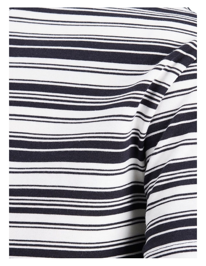 Blaian Striped Short-Sleeved T-Shirt image 2