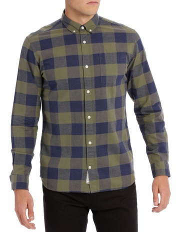 acd08680d30c15 Jack and Jones Premium Check Shirt