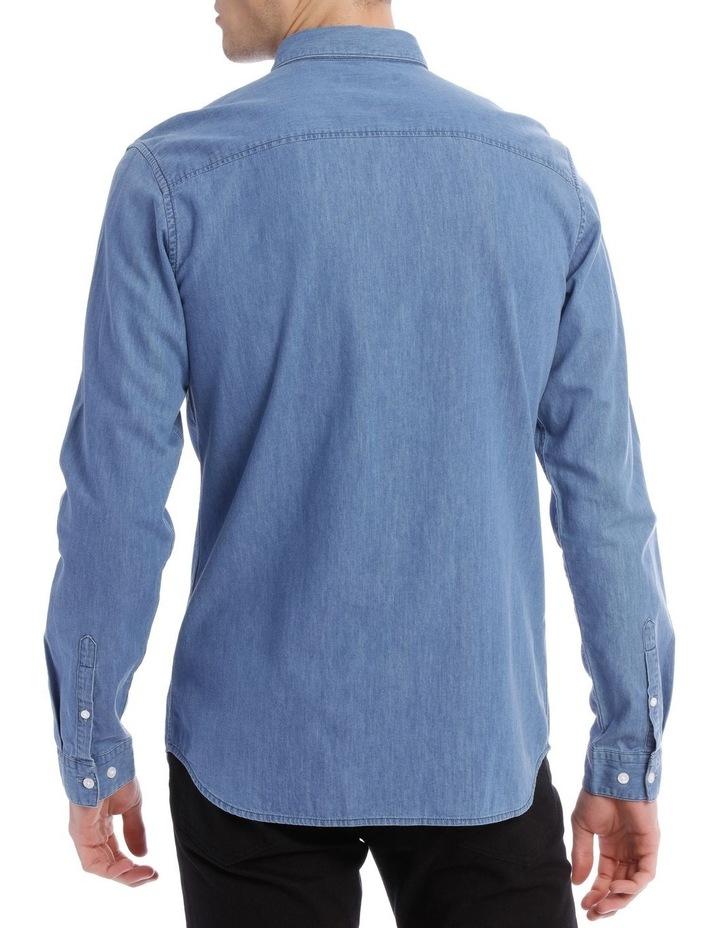 Amsterdam Long Sleeve Denim Shirt image 3