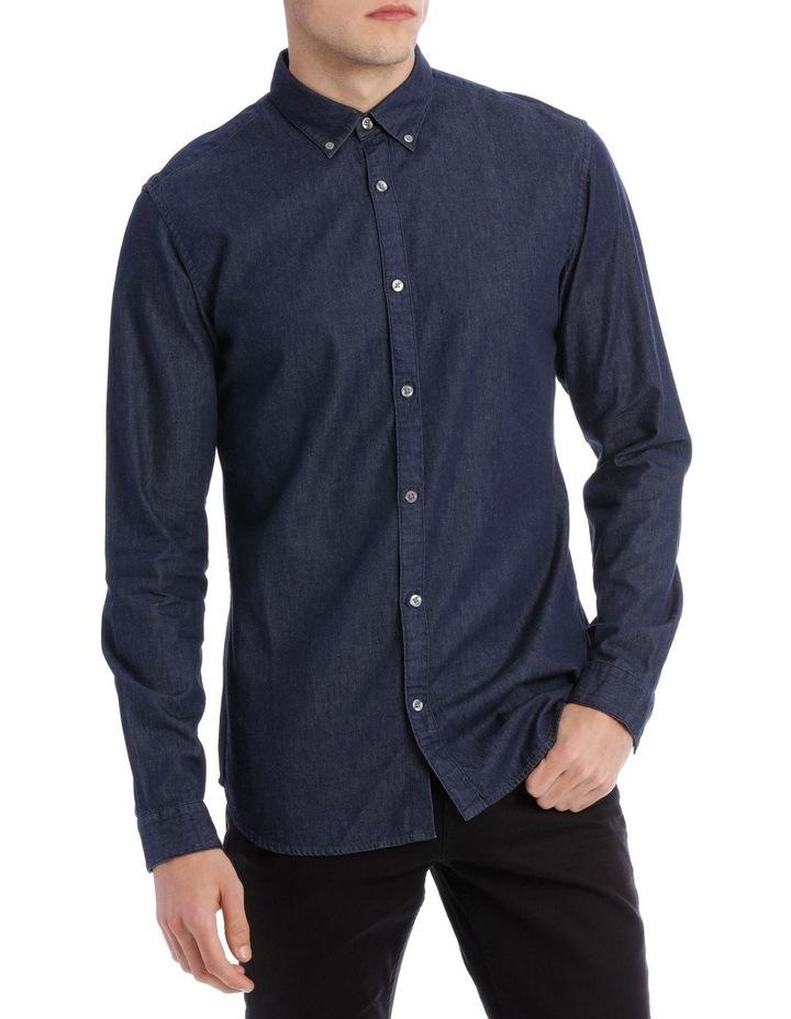Amsterdam Long Sleeve Denim Shirt image 1