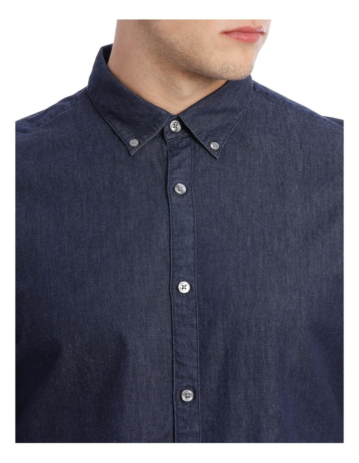 Amsterdam Long Sleeve Denim Shirt image 4