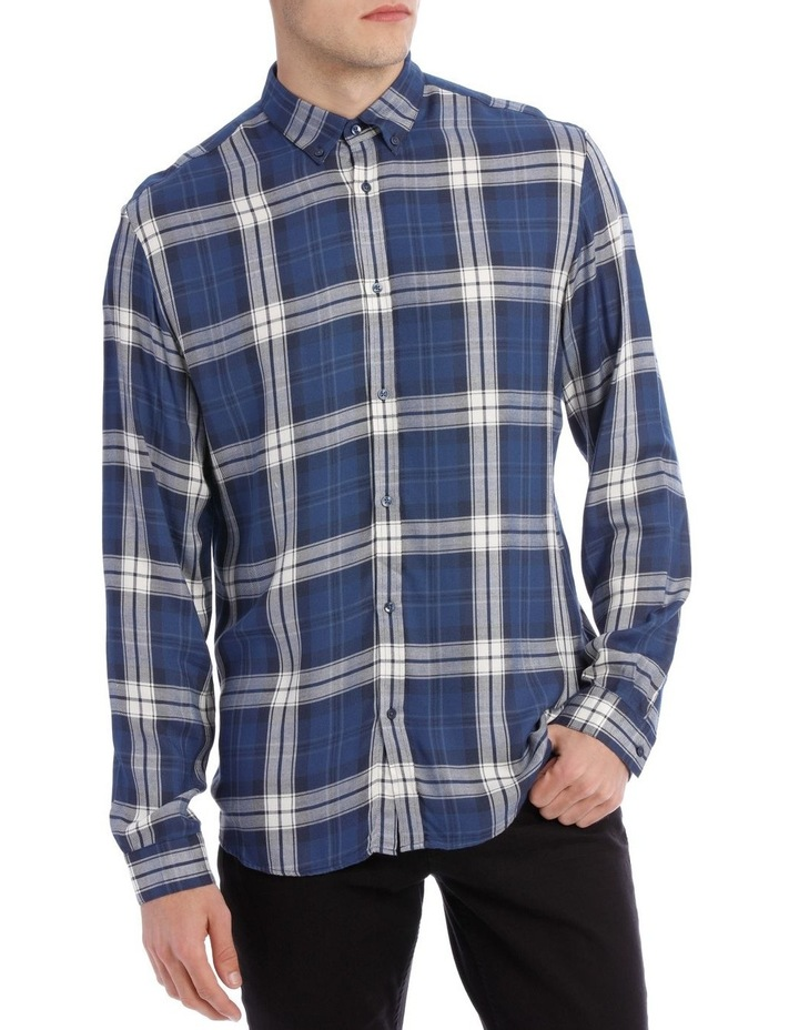Diego Check Shirt Long Sleeve image 1