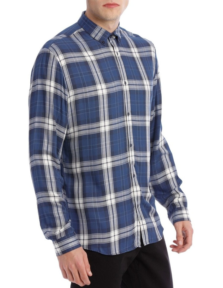 Diego Check Shirt Long Sleeve image 2