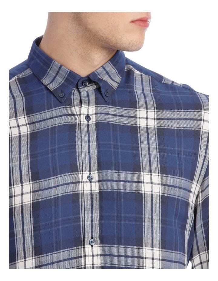 Diego Check Shirt Long Sleeve image 4