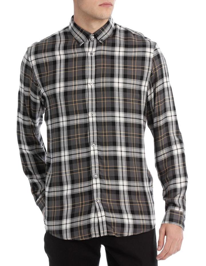Diego Check Shirt Long Sleeve image 1