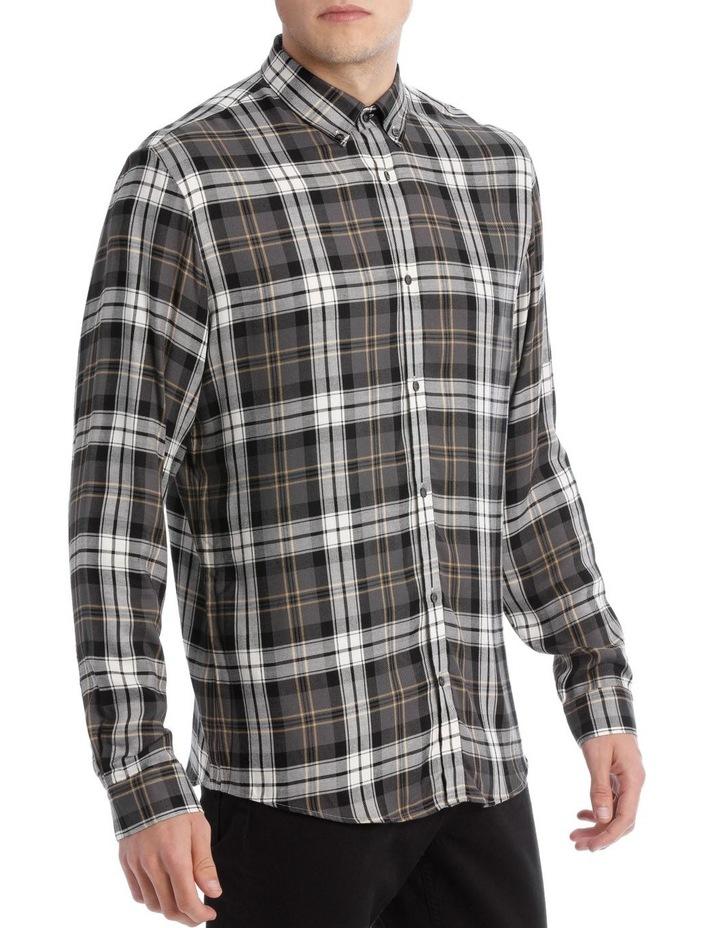 Diego Check Shirt Long Sleeve image 2