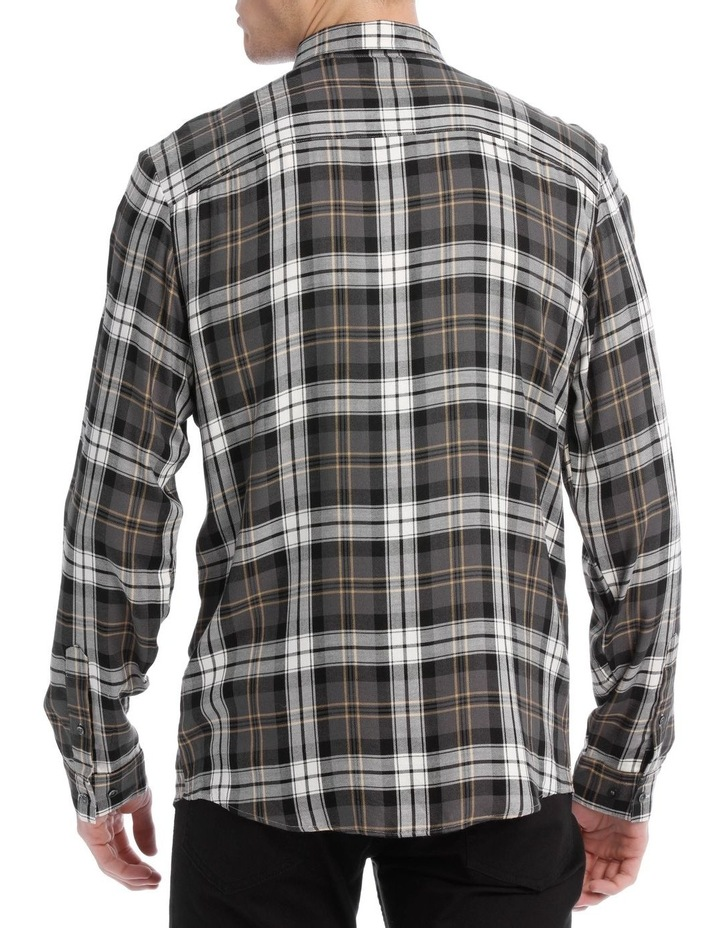 Diego Check Shirt Long Sleeve image 3