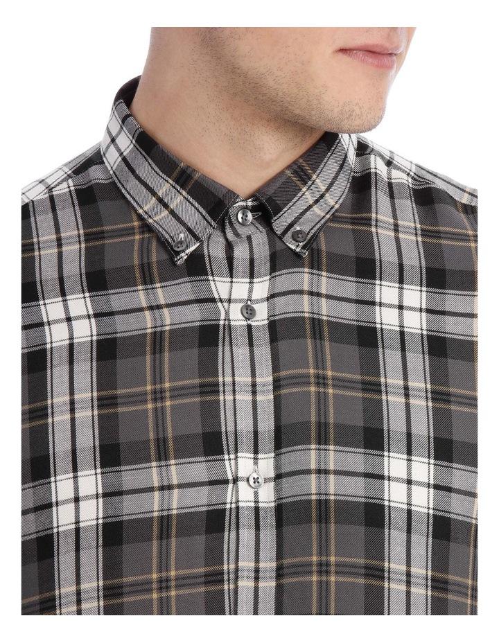 Diego Check Shirt Long Sleeve image 4