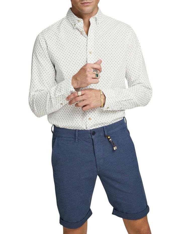 Ditsy Long Sleeve Shirt image 1