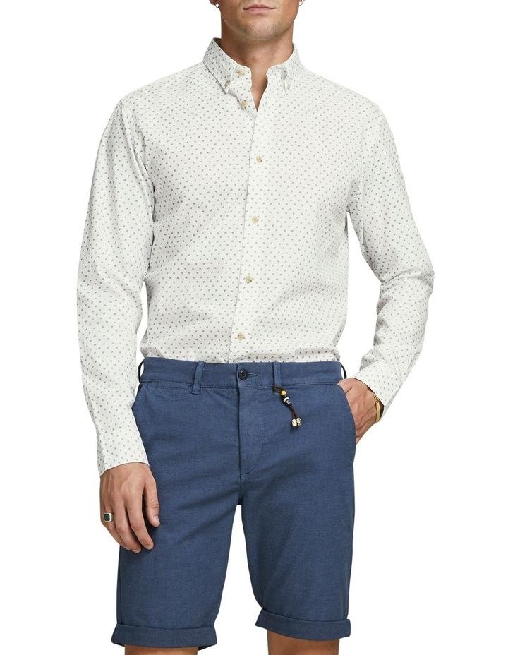 Ditsy Long Sleeve Shirt image 3