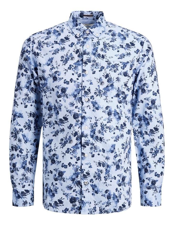 Classic Oxford Print Shirt image 1