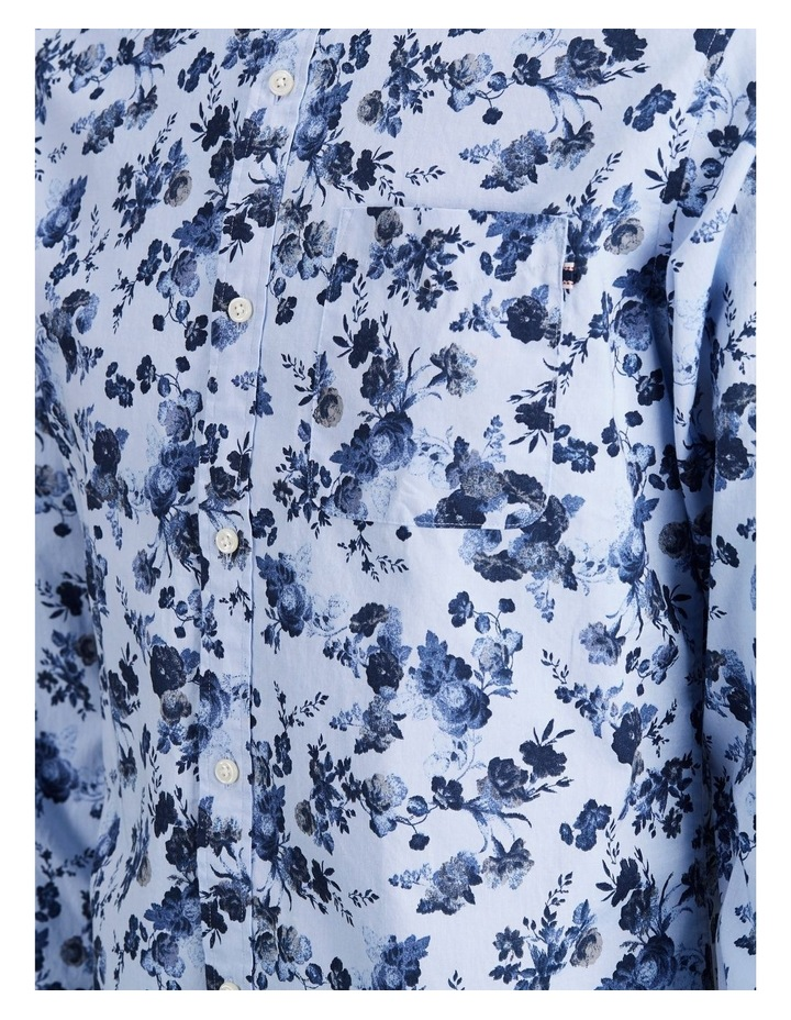 Classic Oxford Print Shirt image 2