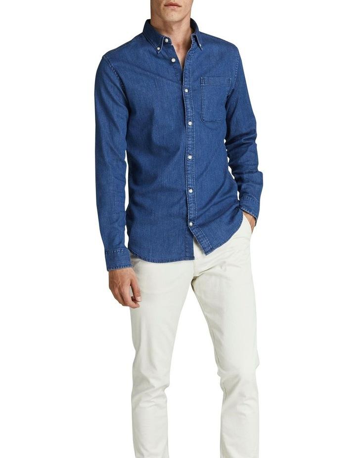 Perfect Denim Shirt Blue image 1
